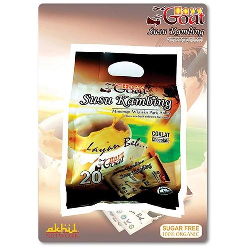Chocolate Milk Goat