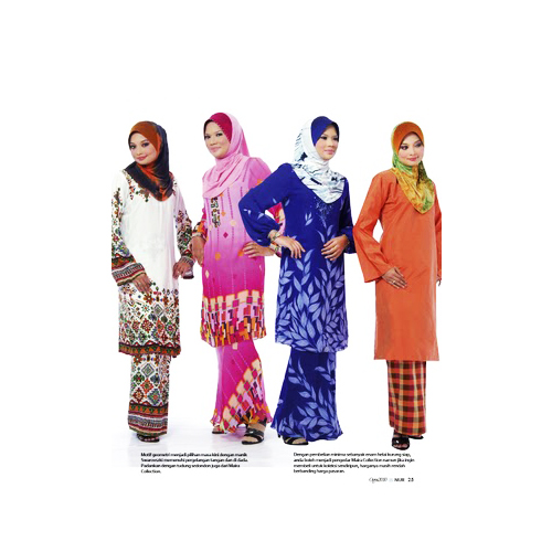 Kurung Maria Collection