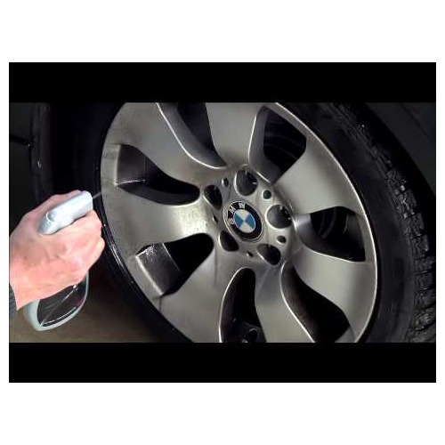 Sports Rim Cleaning