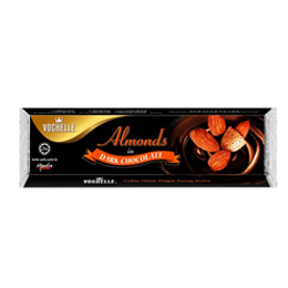 Vochelle Almonds In Dark Chocolate