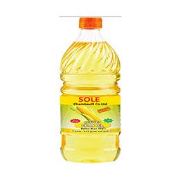 Refined Corn Oil, with Chambavill Company