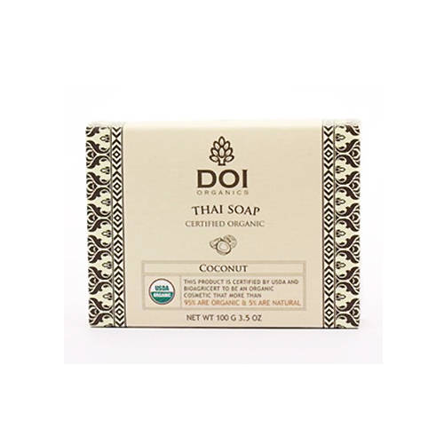 Organic Soap Certified by USDA- Coconut