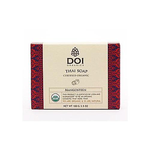 Organic Soap Certified by USDA- Mangosteen
