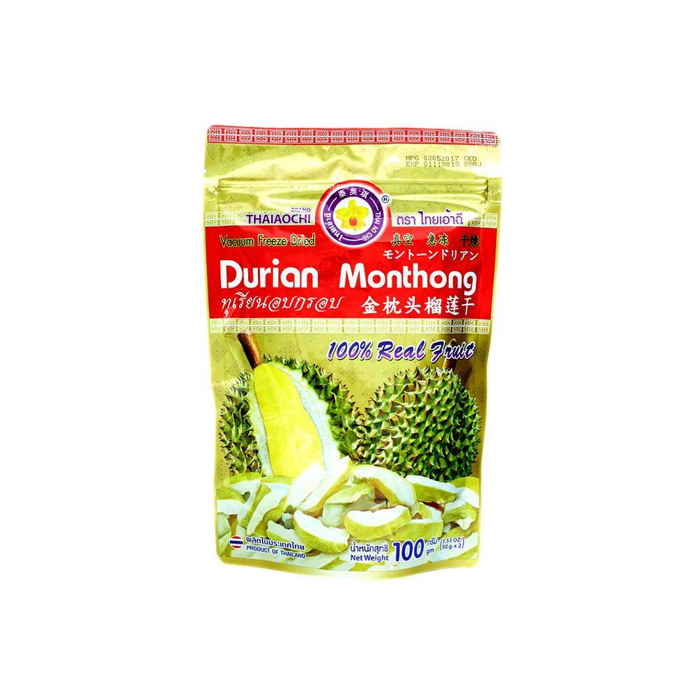 Durian 100g (Grade A)