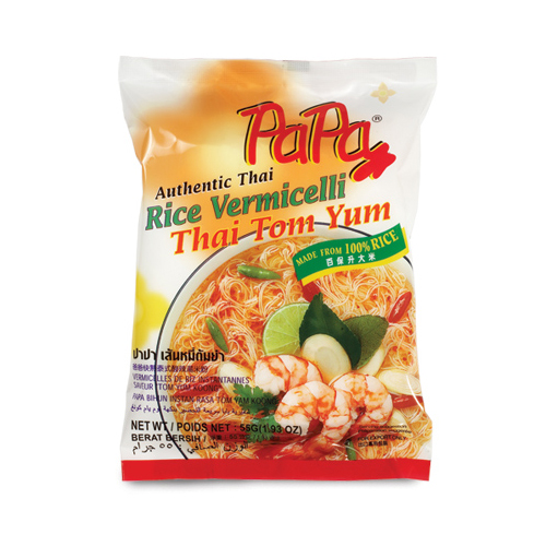 PAPA Instant Rice Vermicelli Tom Yum