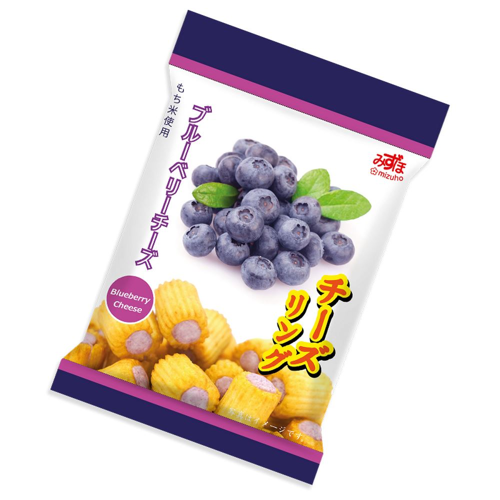 MIZUHO BLUEBERRY CHEESE RING