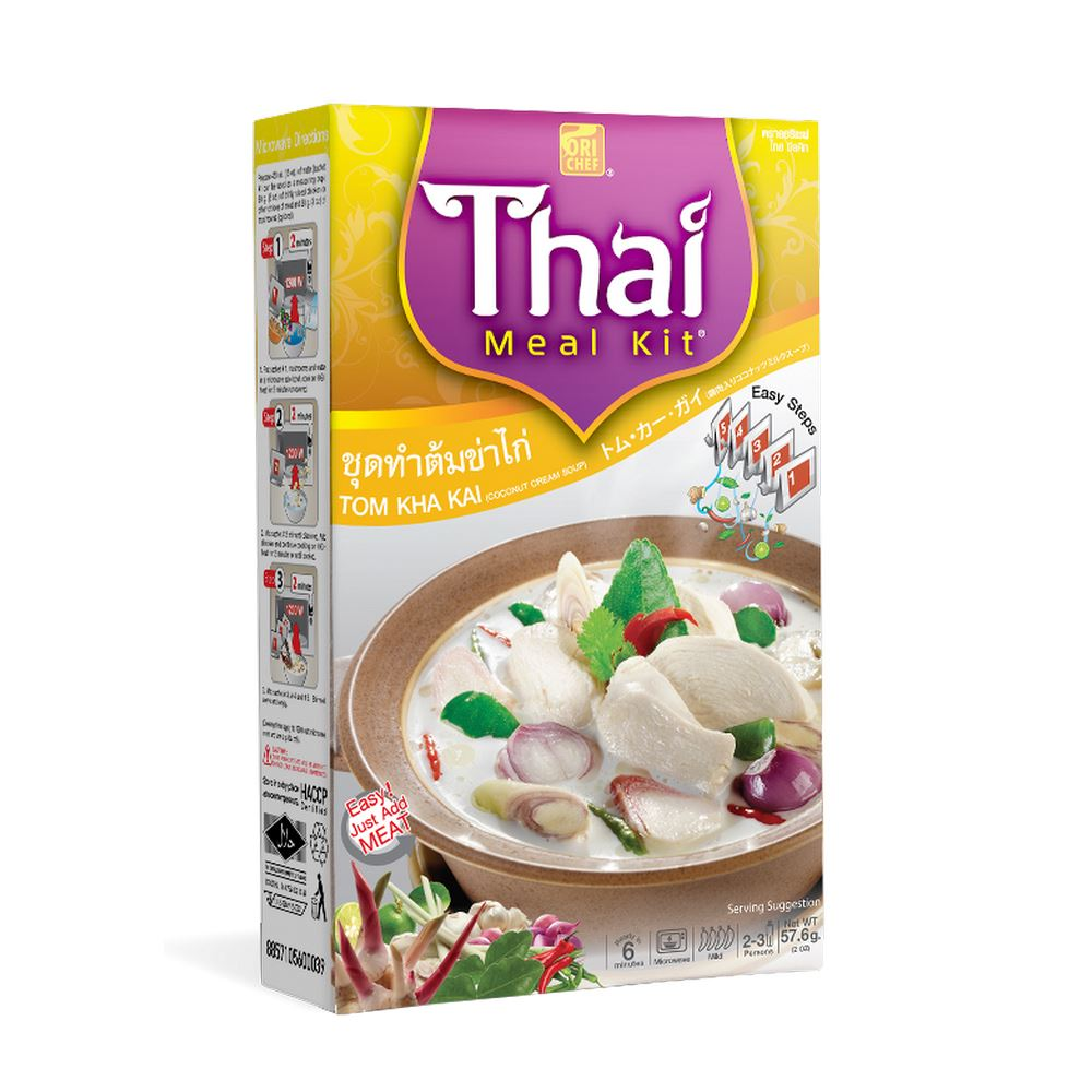 TOM KHA KAI MEAL KIT