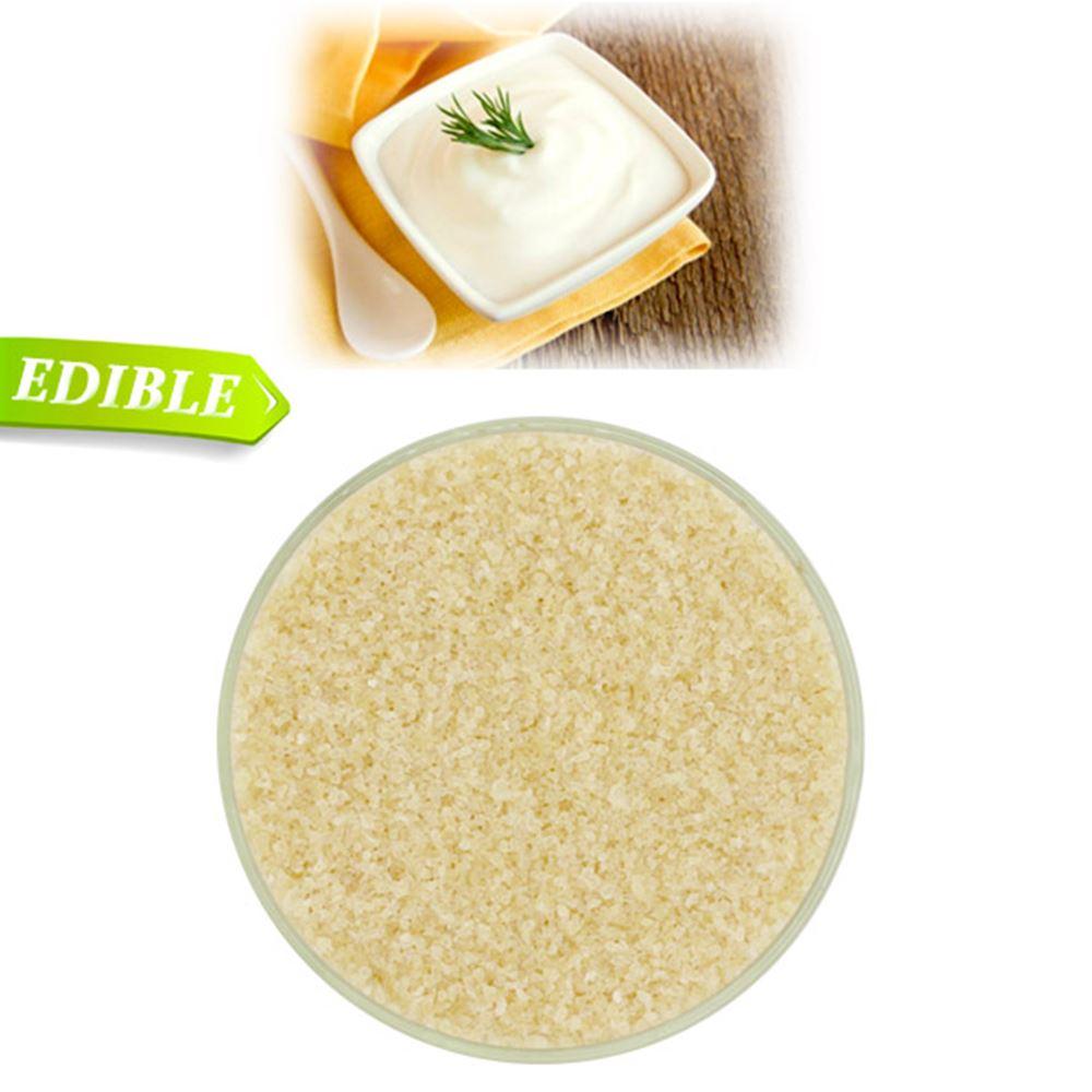 Density gelatin cream of tartar powder cow hide gelatin