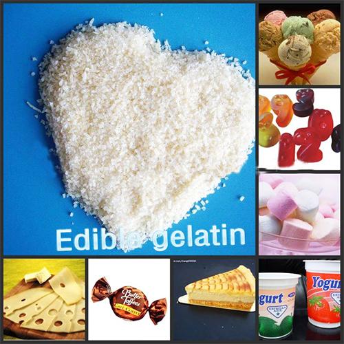 Edible Bone Gelatin