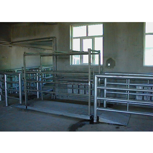 Living Cattle Gross-weight Scale System (QE-C101)