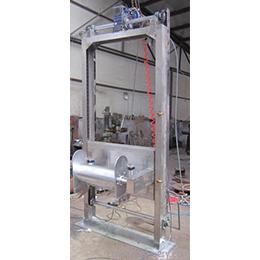 Sheep/ Goat Pneumatic Skin Remove Machine QE-S107-III