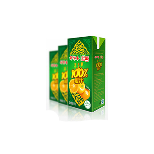 100% Muslim Juice
