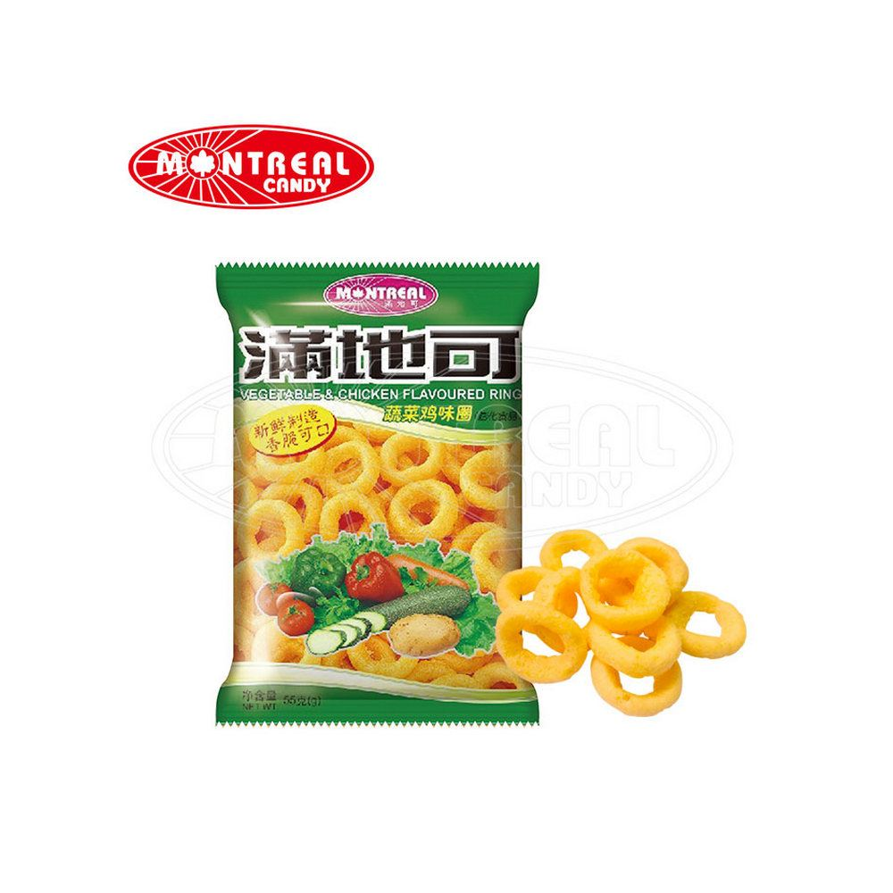 Vegetable & Chicken Flavored Ring