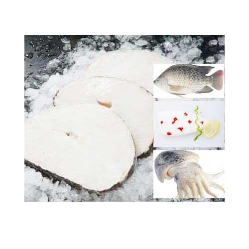 Frozen Seafoods