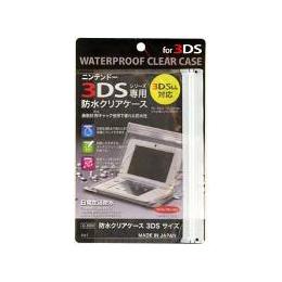 Waterproof Clear Case 3DS Size