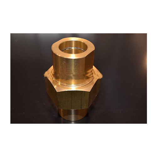 Class NK Approval Silver Brazing Pipe Fitting for High Pressure Line