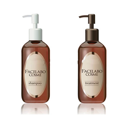 Herbal Haircare Shampoo & Conditioner