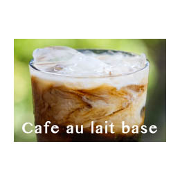 Cafe Au Lait-Based Light Blend Sweet Modest