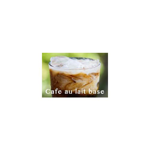 Cafe Au Lait-Based Light Blend Sweet Modest
