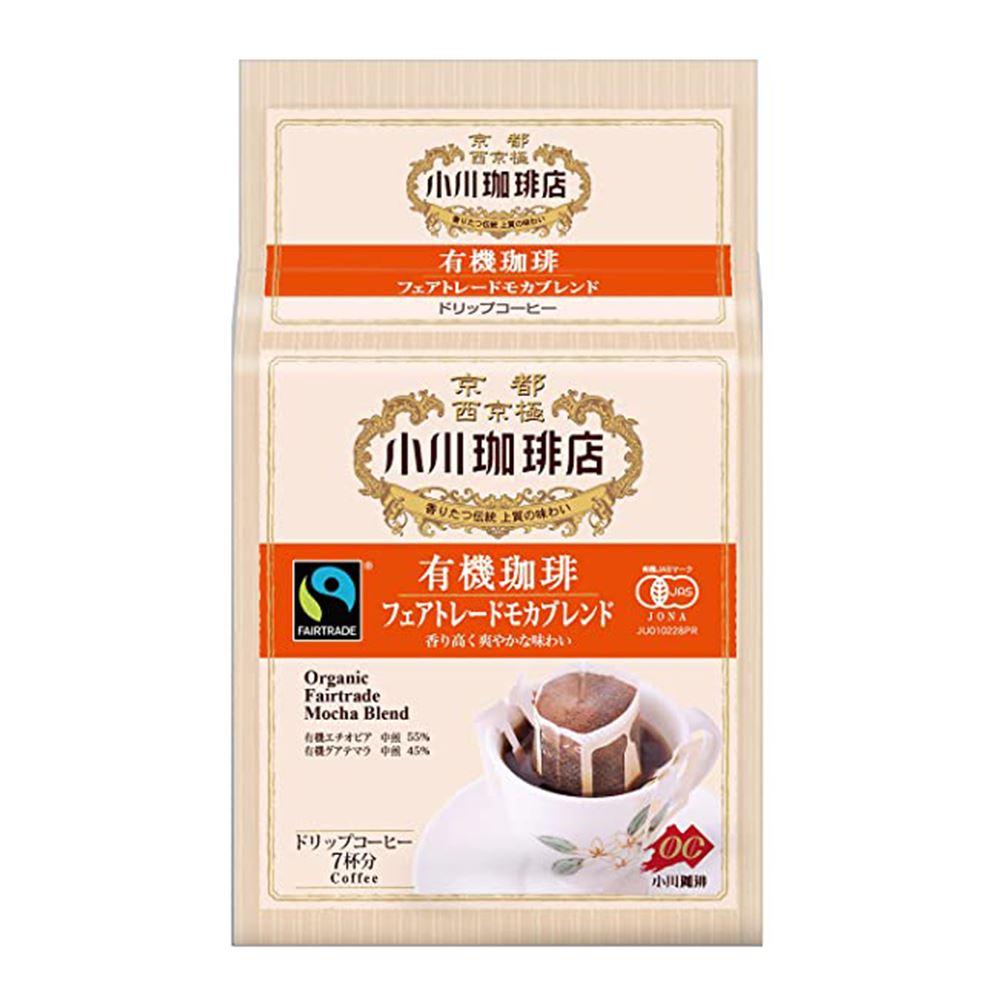 Ogawa Coffee Fair Trade Mocha Blend
