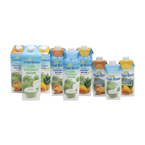 Coconut Water/ with Fruit Juice