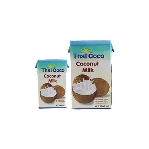 Tetra Brik Coconut Milk