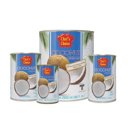 Coconut Cream Family