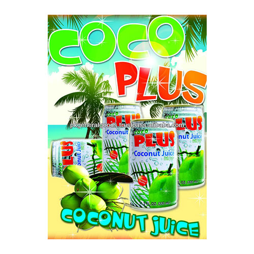 Coconut Juice with Pulp 330ml