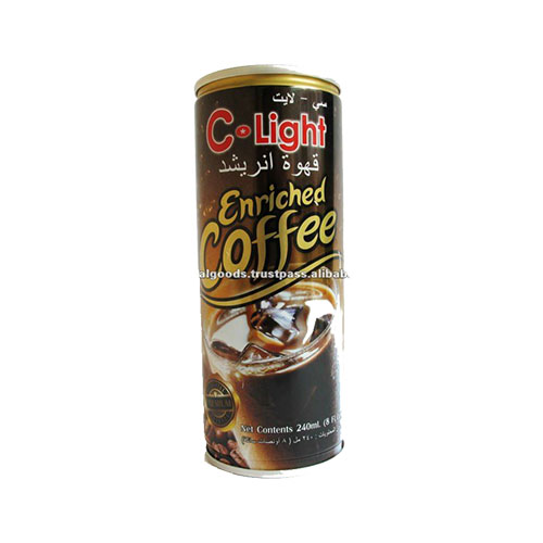 Enriched Coffee Ready Drink 240ml