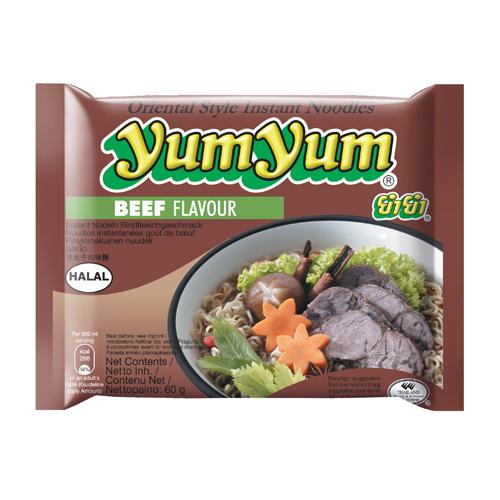 Beef Flavour Noodles