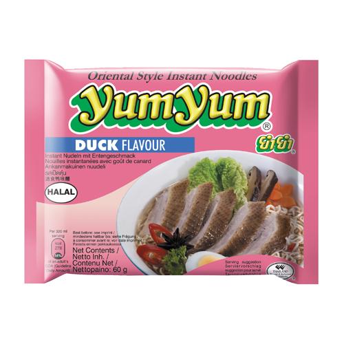 Duck Flavour Noodles