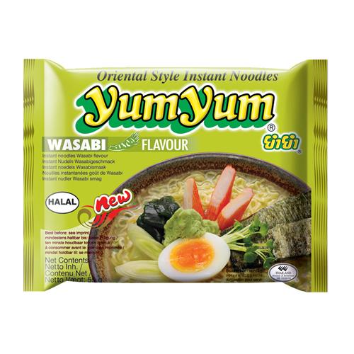 Wasabi Flavour Noodles