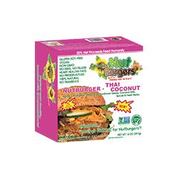 Carla Lee's Nutburgers – Thai Coconut™
