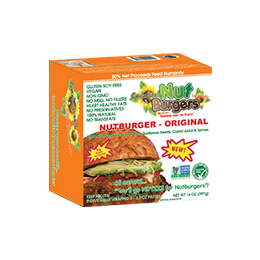 Carla Lee's Nutburgers™ - Original
