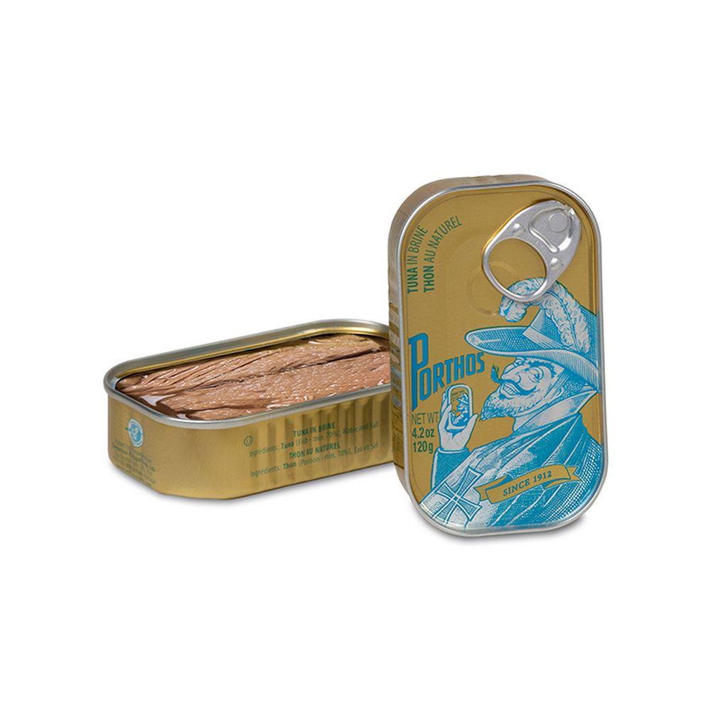 Tuna Fillets in Brine