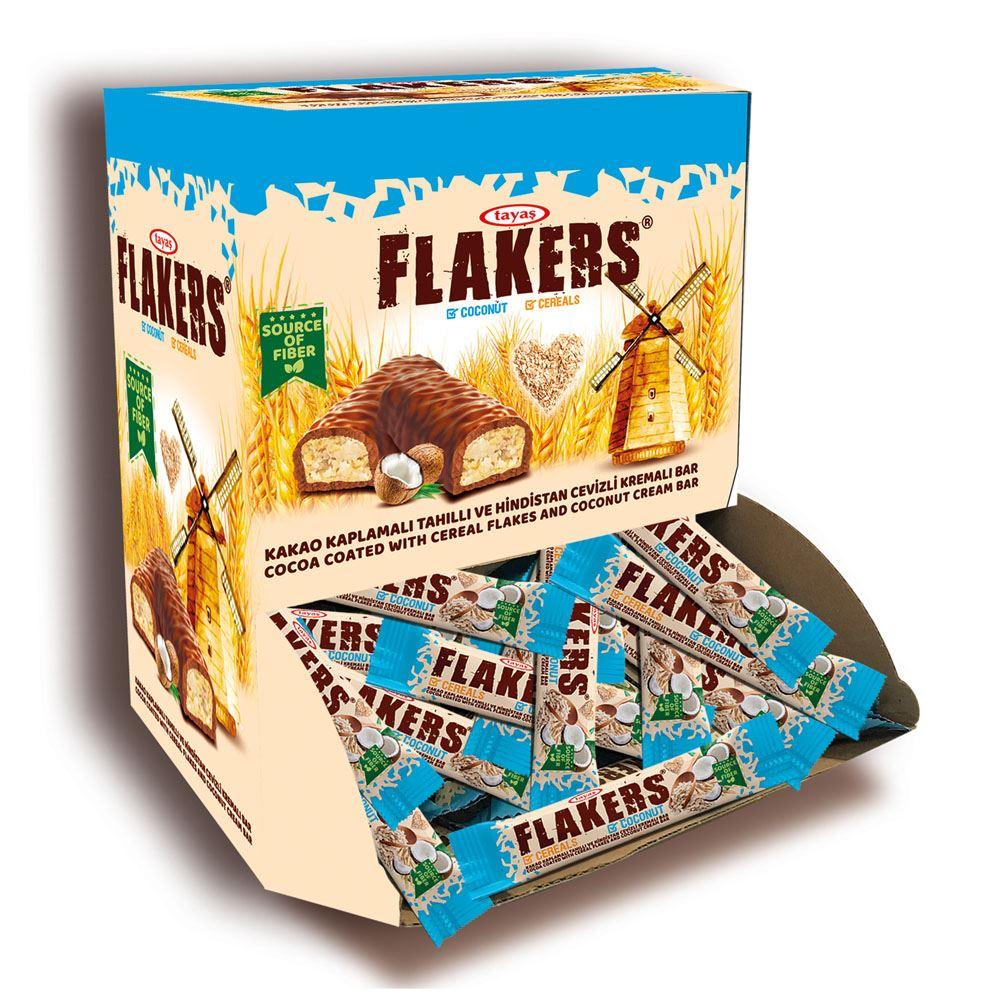 TAYAS Flakers (COCONUT) Carton Box (2000g)