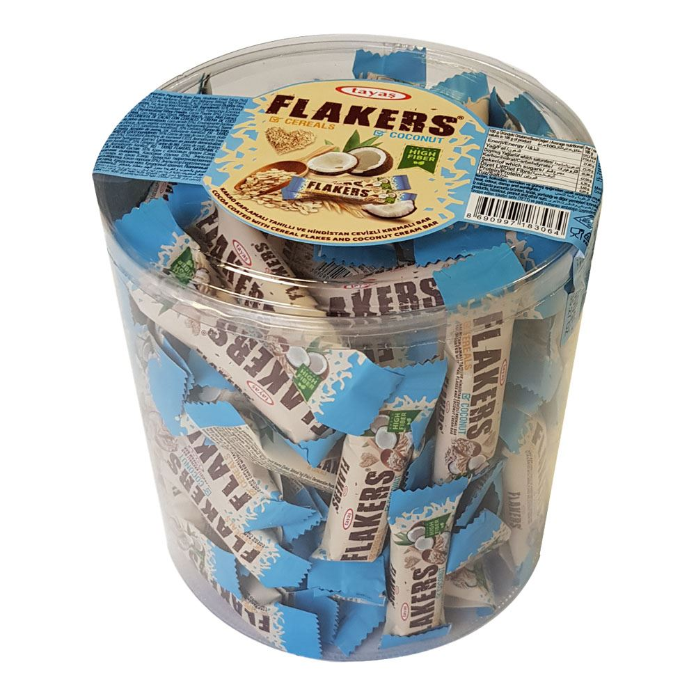 TAYAS Flakers (COCONUT) PVC (1000g)