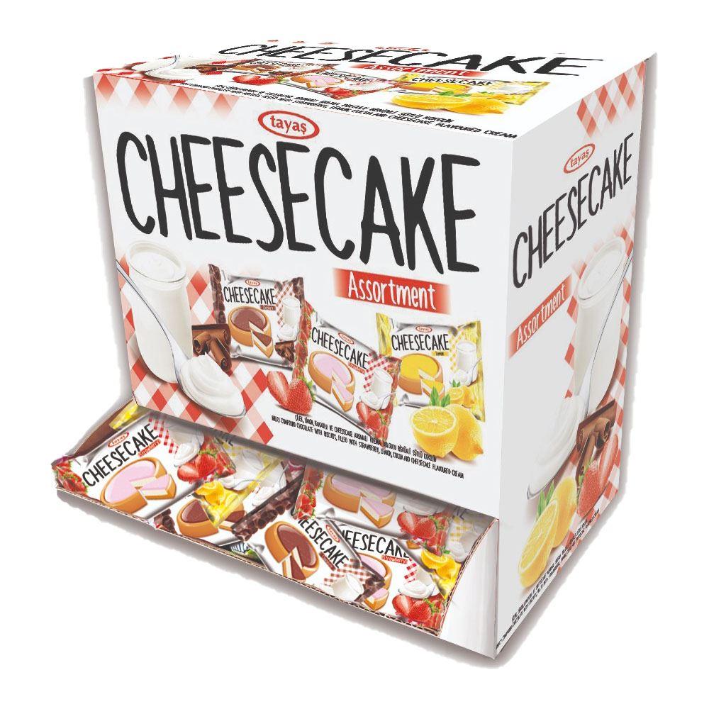 TAYAS Cheesecake Assorted Display Box (1000g)