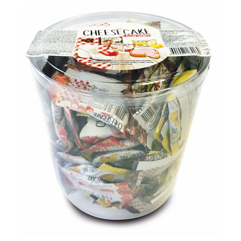 TAYAS Cheesecake Assorted PVC (1000G)