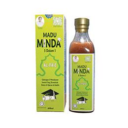 Madu Minda (5 in 1)