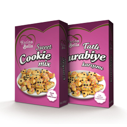Sweet Cookie Mix