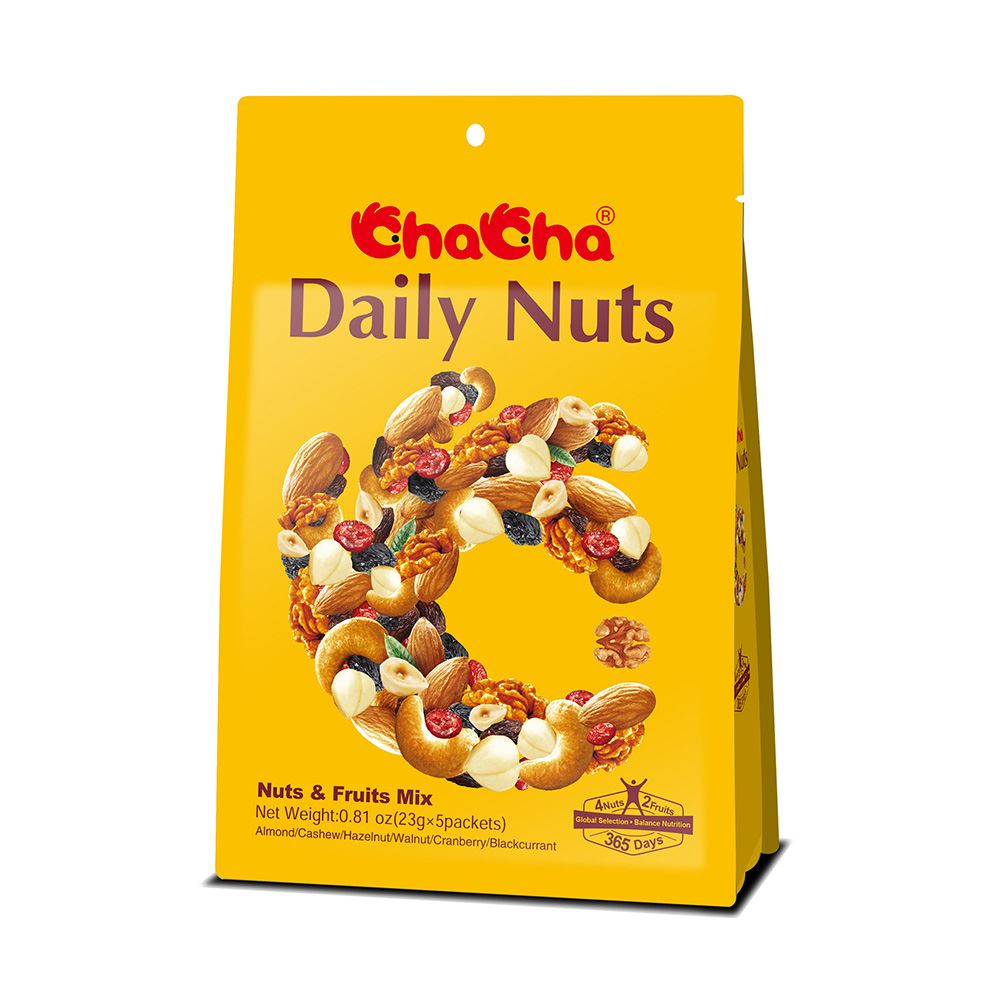 ChaCha Daily Nuts