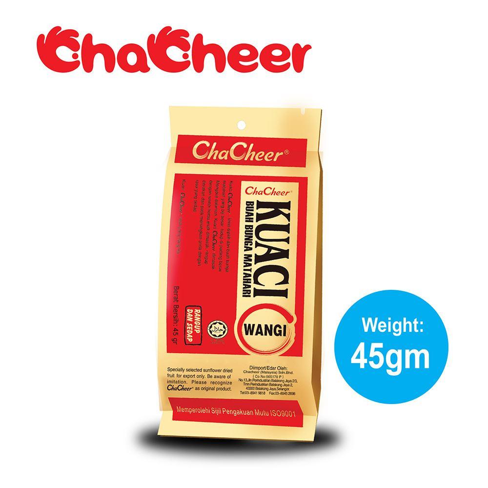 ChaCheer Kuaci Wangi Original 45 gram