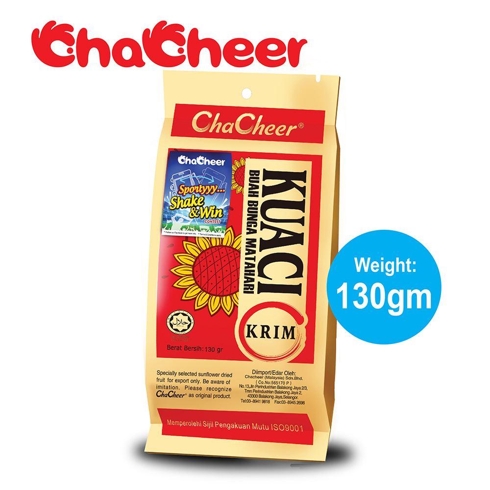 ChaCheer Kuaci Krim 130 gram