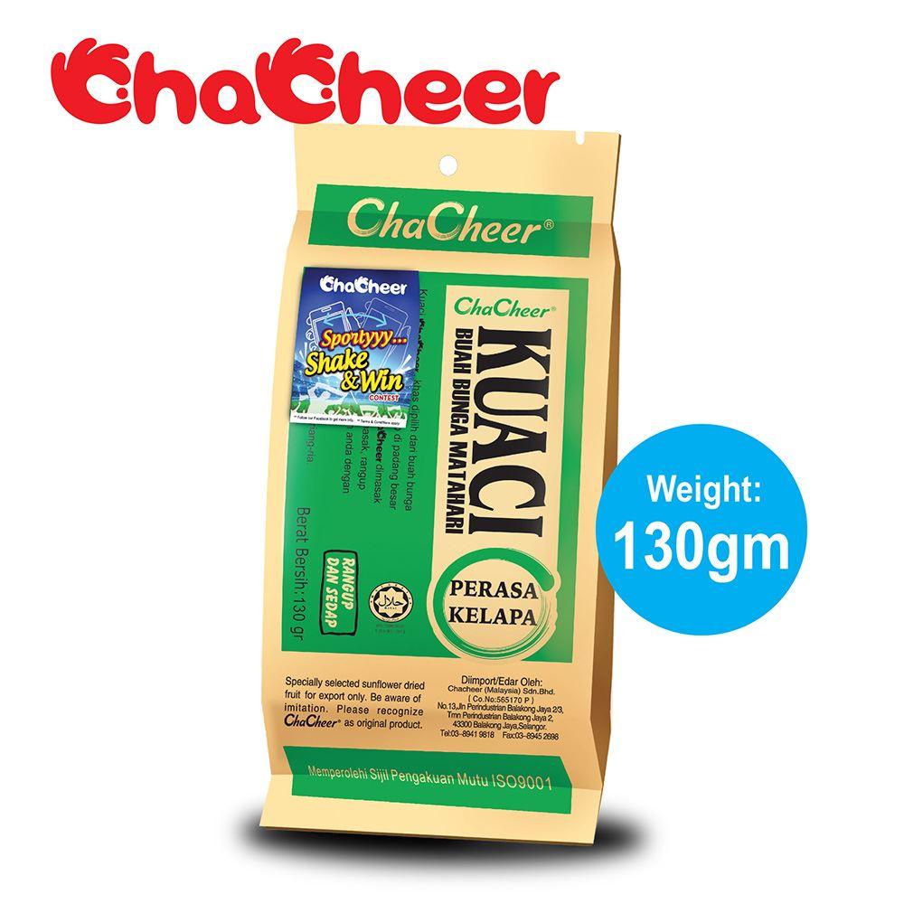 ChaCheer Kuaci Perisa Kelapa 130 gram