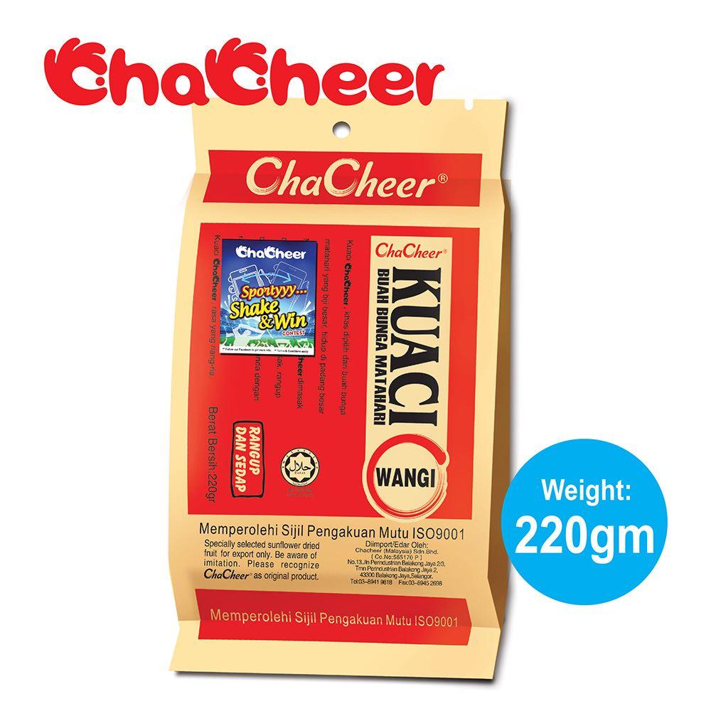 ChaCheer Kuaci Wangi Original 220 gram