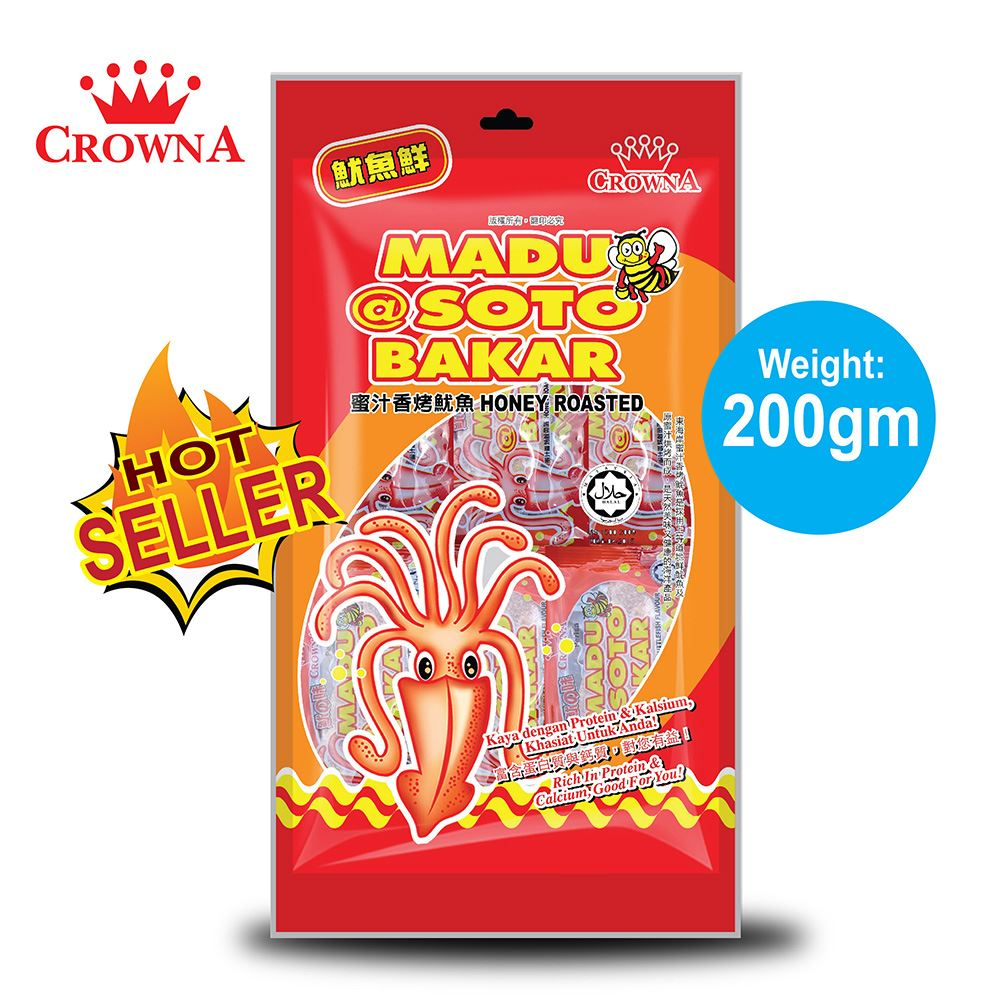 CrownA @Soto Bakar 200 gram
