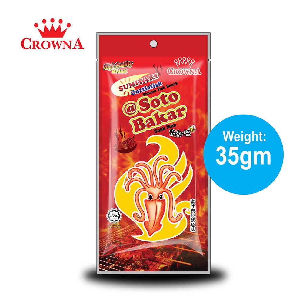 CrownA @Soto Bakar 35 gram