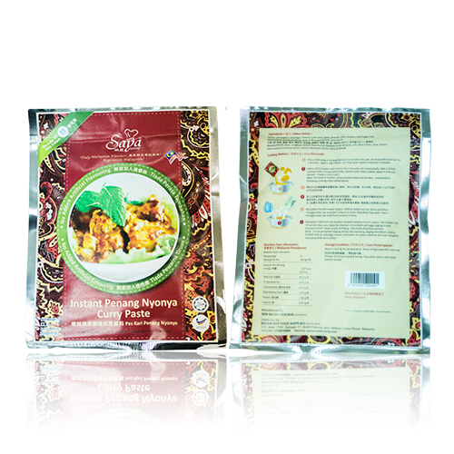 Instant Penang Nyonya Curry Paste
