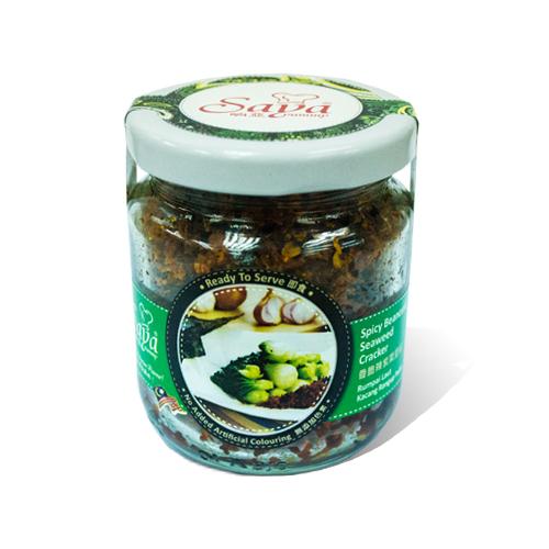 Spicy Beancurd Seaweed Cracker